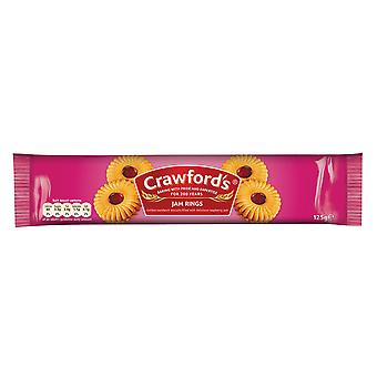 Crawfords Jam Biscuits anelli