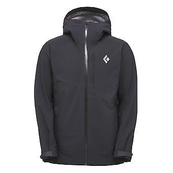 Black Diamond Recon Shell APK6HI446 universal winter men jackets