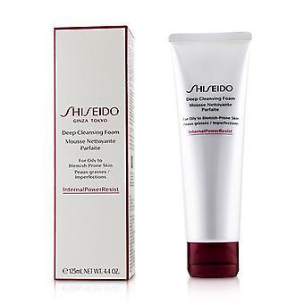 Shiseido Defend Beauty Deep Cleansing Foam - 125ml/4.4oz