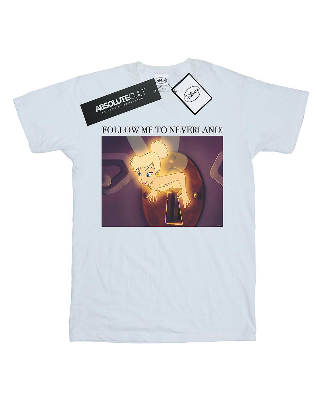 Disney Boys Tinker Bell Follow Me T-Shirt