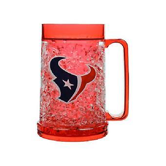 Houston Texans NFL Freezer Mug