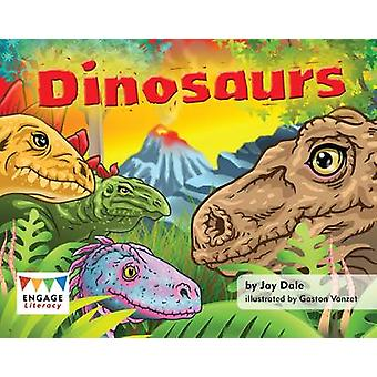 Dinosaurs by Jay Dale - 9781406258257 Book