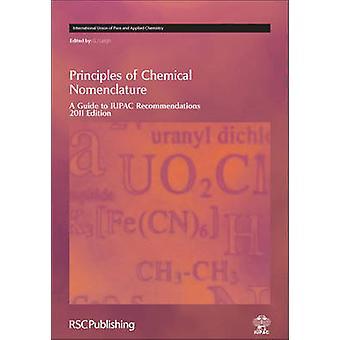 Beginselen van chemische nomenclatuur - A Guide to IUPAC-aanbevelingen