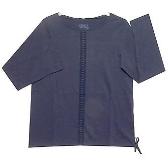 OLSEN T-Shirt 11102975 Navy