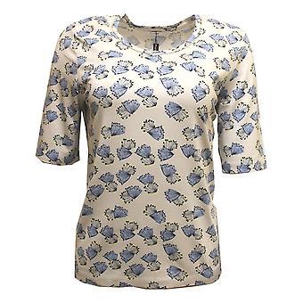 LUCIA T Shirt 42 416350 Blue