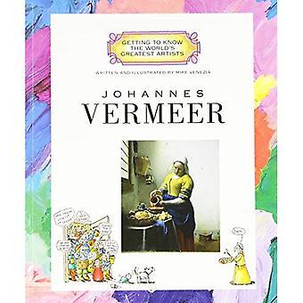 Johannes Vermeer (Lär känna världens största artister)