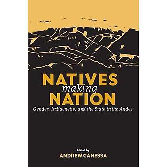 Nativi rendendo nazione: Sesso, indigeno e lo stato nelle Ande