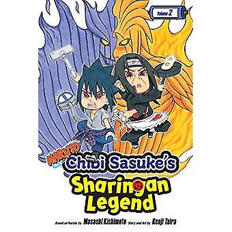 Naruto: Chibi Sasuke Sharingan legenda, Vol. 2 (Naruto