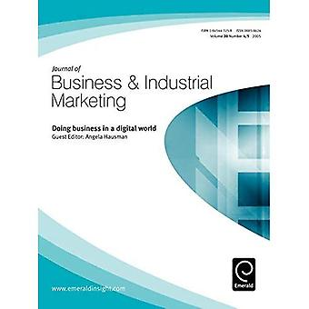 Göra affärer i en Digital värld