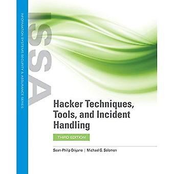 Hacker tekniker, verktyg och infallande hantering