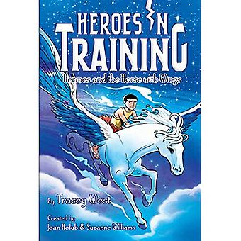 Hermes and the Horse with Wings (Heroes in Training (Hardcover))