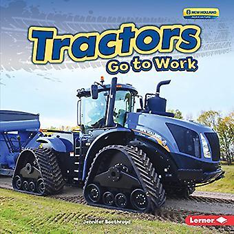 Traktorit on mennä töihin (Farm koneet töissä)