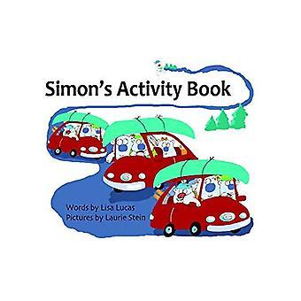 Libro di attività di Simon: storia libro