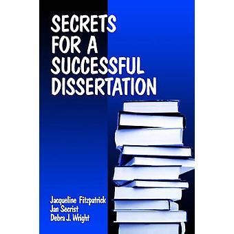 Hemmeligheter for en vellykket avhandling ved Fitzpatrick & Jacqueline