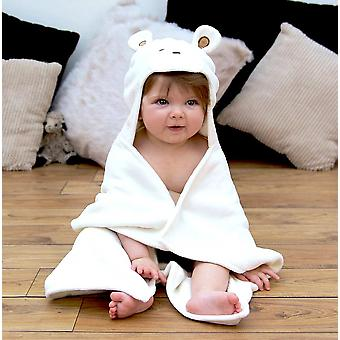 Smiley Bear baby towel