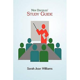 Nieuwe discipelen StudieGids door Williams & Sarah Jean