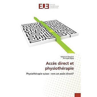 Accs direct et physiothrapie by Sarrasin Valentin