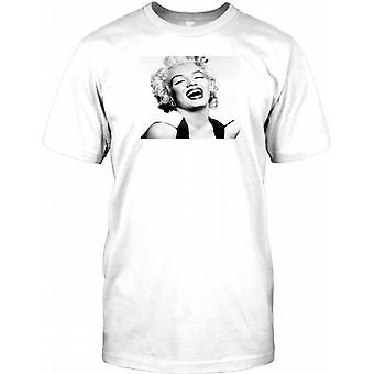 Marilyn Monroe griner - 60s ikon Herre T-shirt