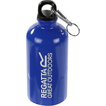 Regatta 0.5L Hardwearing Steel Kjarabiner Camping Bottle