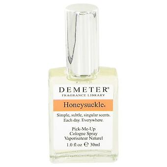 Demeter Demeter Honeysuckle Köln Spray 1 oz/30 ml (naisten)