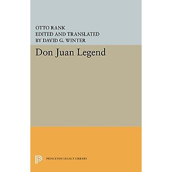 Don Juan Legend by Otto Rank - 9780691617954 Book