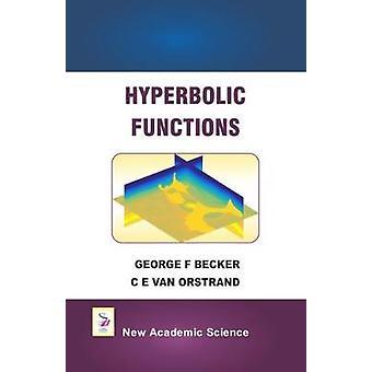 Hyperbolic Functions by Hyperbolic Functions - 9781781831243 Book