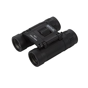 Regatta Binoculars With Storage Pouch - 8x21cm Magnification - Black