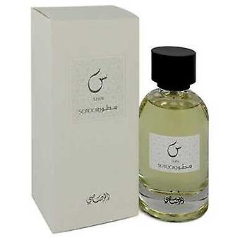 Sotoor Seen By Rasasi Eau De Parfum Spray 3.33 Oz (women) V728-543441
