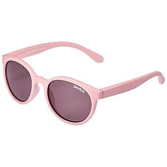 Sinner pink børns Kecil solbriller