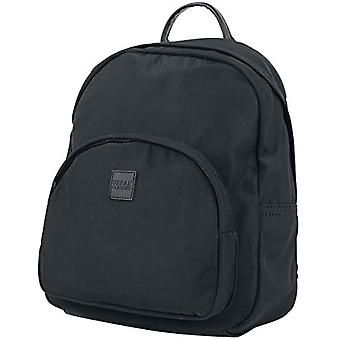 Urban Classics Midi Nylon Back Pack zaino - 35�cm - 10�L - colore: nero -