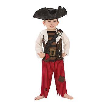 Costume pirate d'enfants