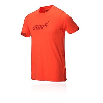 Inov8 Tri Blend Kurzarm T-Shirt