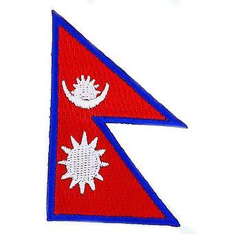التصحيح التصحيح برودي العلم نيبال الشارة الحرارية النيبالية بلاسون