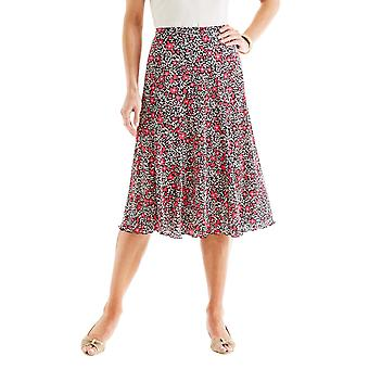 Amber Amber Ladies Plisse Skirt 25 Inch Length