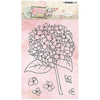 Studio Light A6 Clear Stamp #389 Lovely Moments