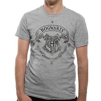 Harry Potter-Zweinstein één kleur T-shirt