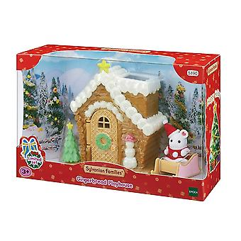 Sylvanian Families Gingerbread Playhouse - Christmas - 5390