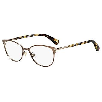 Kate Spade Jabria WR9 Brown-Havana Glasses