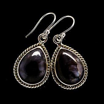 Gabbro Stone Earrings 1 1/2