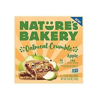 Nature's Bakery Oatmeal Crumble Apple