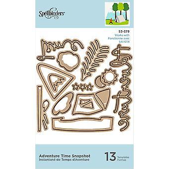 Spellbinders Adventure Time Dies