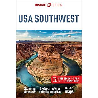 Insight Guides USA Southwest Travel Guide with Free eBook