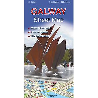 Galway Street Map