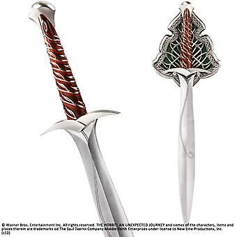 Sting Sword Prop Replica from The Hobbit An Unexpected Journey