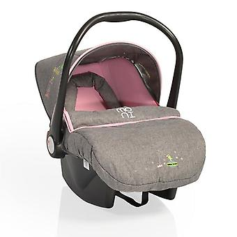 Baby seat Babytravel group 0+ (0 - 13 kg) with sunroof and foot protection