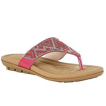 Lotus Patti naisten toe post sandaalit
