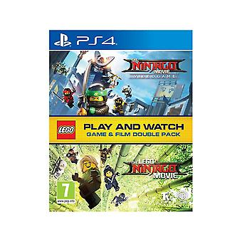 LEGO Games The LEGO Ninjago Movie Double Pack PS4