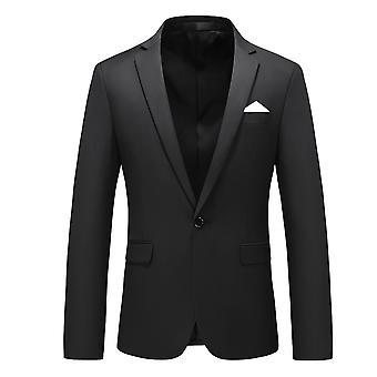 Blazer Business Casual Slim Fit veston Allthemen masculine