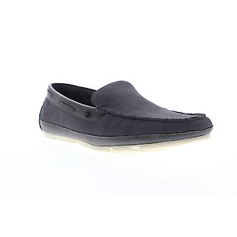 Unlisted by Kenneth Cole Regotta Slip On Mens Gray Casual Loafers Shoes
