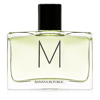 Banana Republic M Eau de Toilette Spray 125ml
